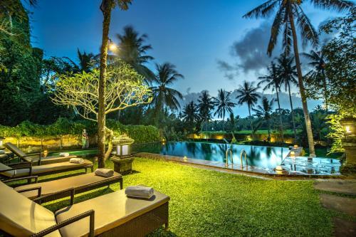 The swimming pool at or near Ananda Ubud Resort