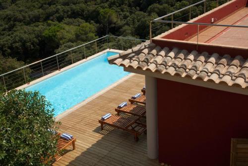 Es Cel de Begur Hotel Begur, Spain