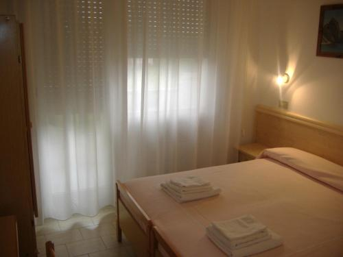 Letto o letti in una camera di Hotel K2