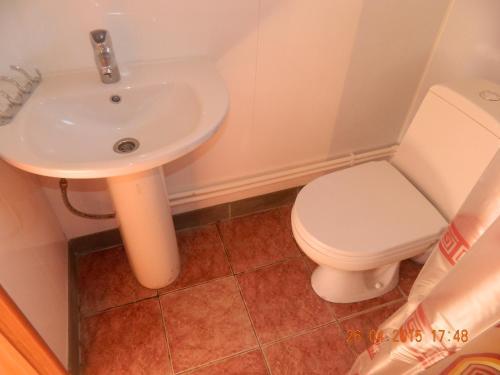 Ванная комната в  Гостевой Дом Виктория на Морской