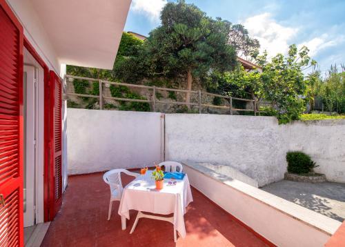 Balcone o terrazza di Hotel Costa Citara