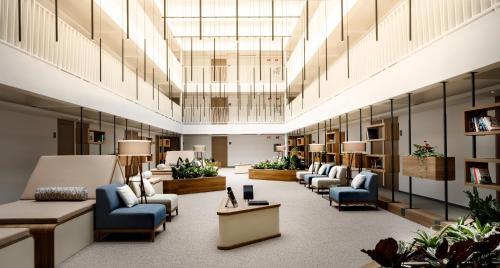 The lobby or reception area at Valamar Carolina Hotel & Villas
