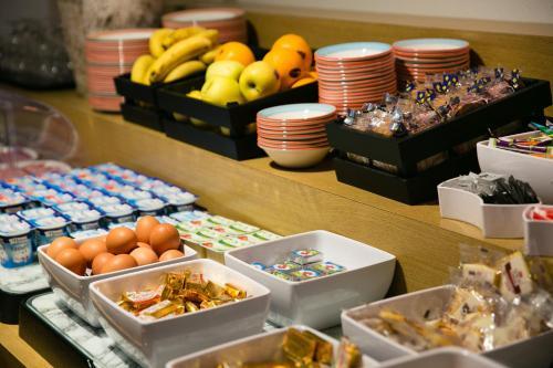 飯店或附近的食物