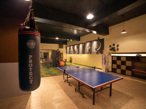 Table tennis facilities at The Orchid Hotel Hinjewadi Pune or nearby