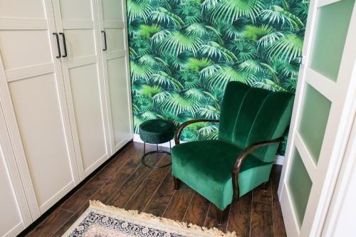 Posezení v ubytování Mr.Elegant - Old Town Luxurious Apartment