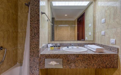 Ванная комната в Senator Puerto Plata Spa Resort