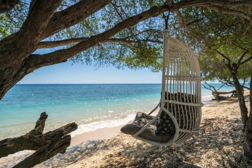 Spiaggia vicina o nei dintorni del villaggio turistico