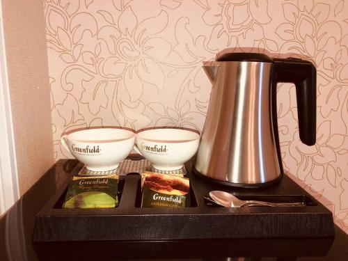 Принадлежности для чая и кофе в Отель На Таганке