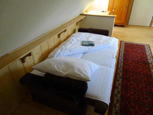 Łóżko lub łóżka w pokoju w obiekcie Palace Popowo Stare