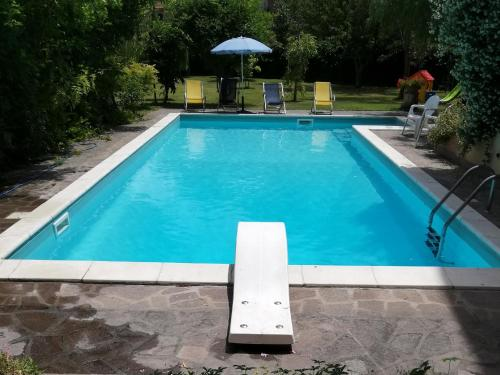 The swimming pool at or close to B&B Il Sognatore