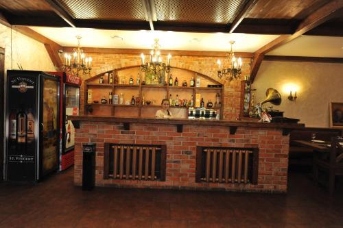 Лаундж или бар в Рест Хаус Отель
