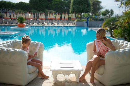 Hosté ubytování Bibione Palace Spa Hotel