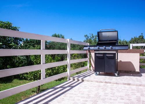 TV a/nebo společenská místnost v ubytování Nadalina Apartment