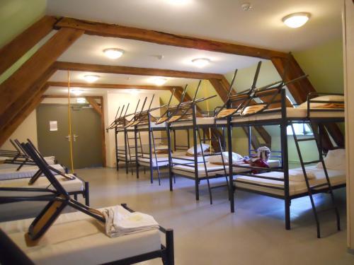 Salle ou équipements de sports de l'établissement Auberge de jeunesse-La Hulotte