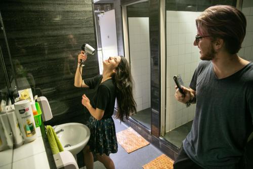 Een badkamer bij Hostel One Camden