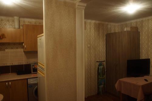 Телевизор и/или развлекательный центр в Apartment Julia