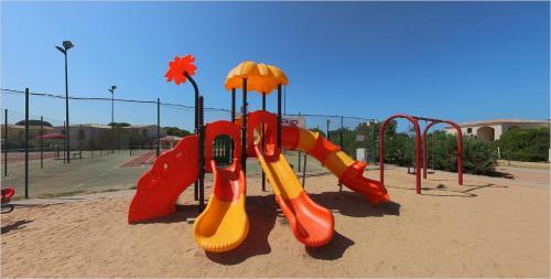 Children's play area at Club Esse Gallura