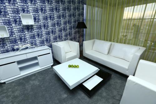 Гостиная зона в Ваш Отель