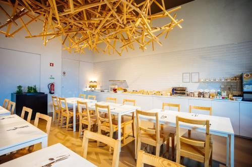 Ресторан / где поесть в Basic Braga by Axis