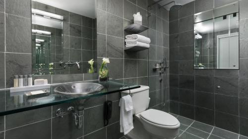 A bathroom at Royalton New York
