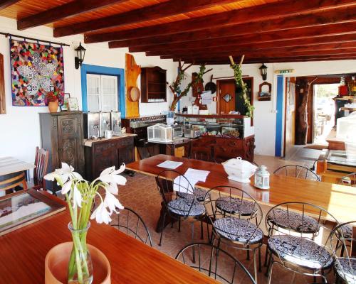 Un restaurante o sitio para comer en Quinta Do Canavial