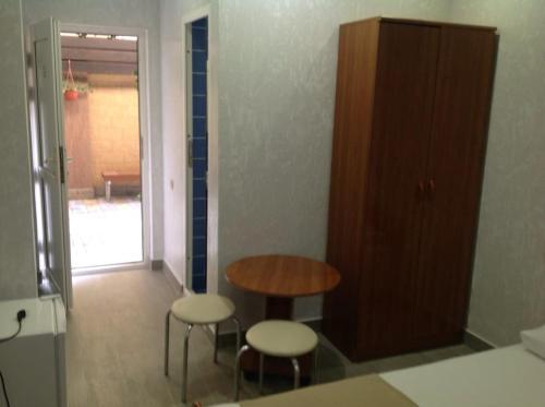 Гостиная зона в Гостевой дом «Палуба»