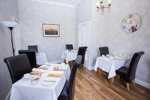 A restaurant or other place to eat at 26 The Crescent - Guest House