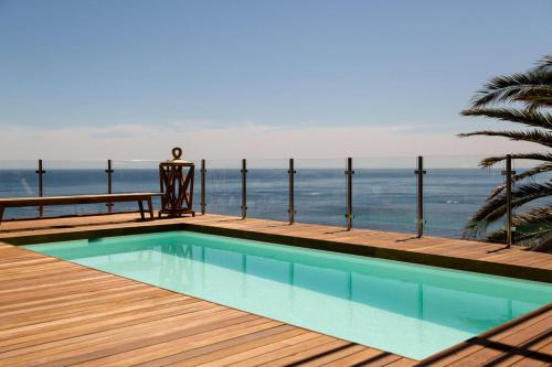 The swimming pool at or near Cape View Clifton