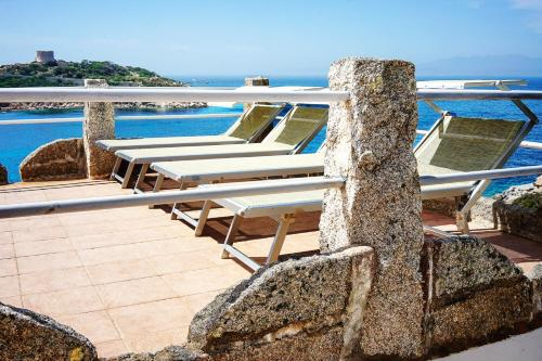 The swimming pool at or close to Villa Elena B&B experience