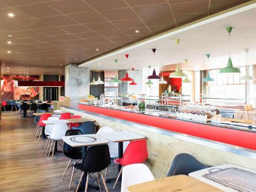 Restoranas ar kita vieta pavalgyti apgyvendinimo įstaigoje Ibis Schiphol Amsterdam Airport