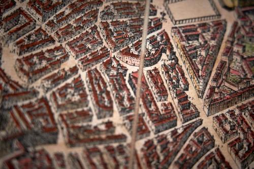 Vista aerea di Peruzzi Urban Residences