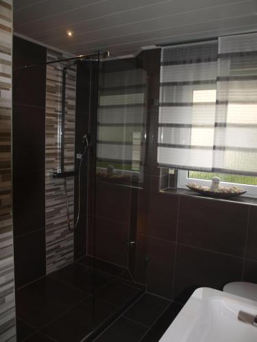 A bathroom at SC Apartment - Nürnberg Messe / Fränkisches Seenland