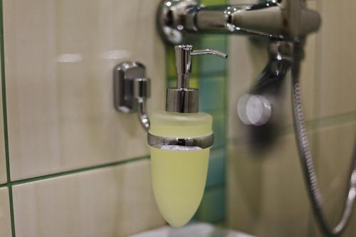 Ванная комната в Hotel Enisey
