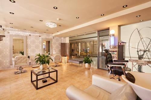 Hall ou réception de l'établissement Palace Bonanza Playa Resort & SPA by Olivia Hotels Collection