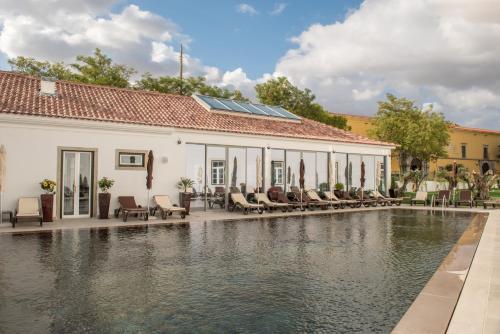 A piscina em ou perto de Vila Gale Collection Elvas