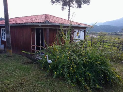 Casa de Sítio Rancho crioulo