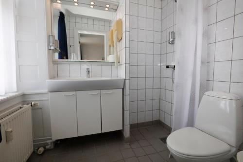 Un baño de Hotel Bethel