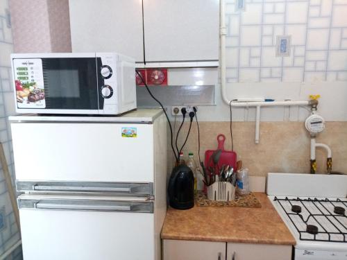 Кухня или мини-кухня в Sim-Sim