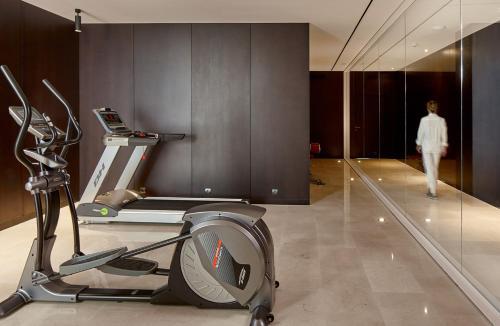 Salle ou équipements de sports de l'établissement Hotel Fernando III