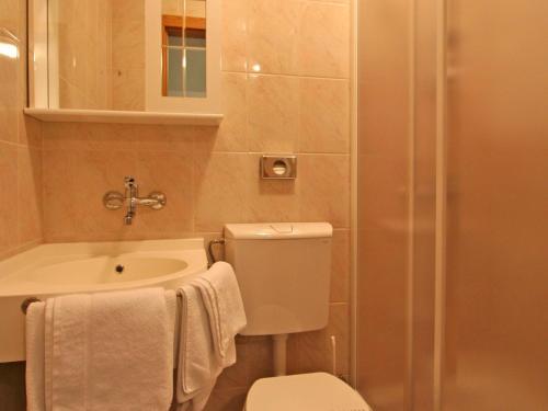 Kupaonica u objektu Motel Dobra