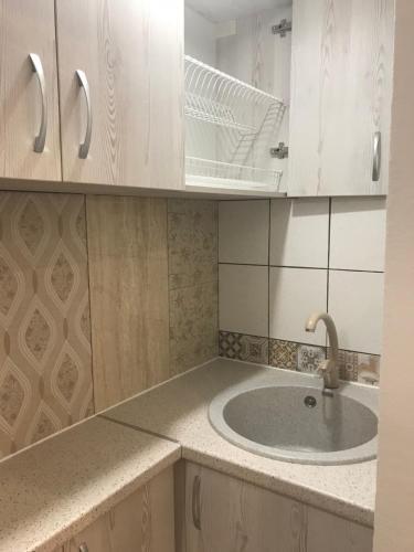 Ванная комната в Гостиница у Моря