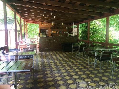 Ресторан / где поесть в База Отдыха Сосновый Бор