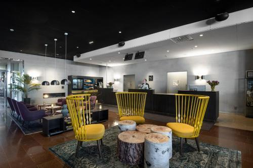 Loungen eller baren på Quality Hotel Sundsvall