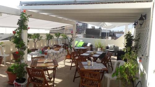 Ristorante o altro punto ristoro di B&B Albergo Sicilia