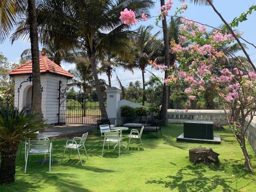 Chalet Saffron Goa