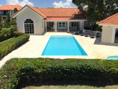 VillaTracey! Luxury 4BR 4BA Sosua Ocean View Villa with Private Pool in Gated Community #26