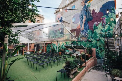 Ristorante o altro punto ristoro di The Indy House - Rooms & Apartments