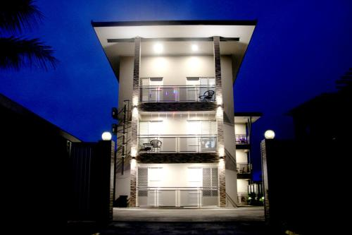 CHANG CHENG Grand Apartment Hotel
