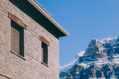 Το Etheres Tzoumerkon Mountain Resort τον χειμώνα