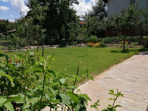 Градина пред Horizont Dobrinishte